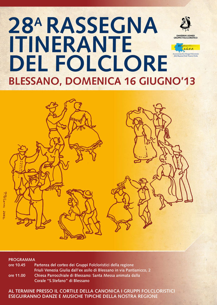 locandina folclore giugno 2013